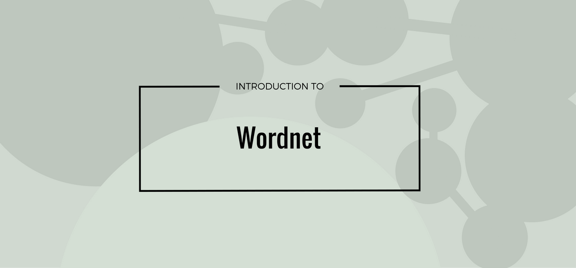 Introduction to Wordnet