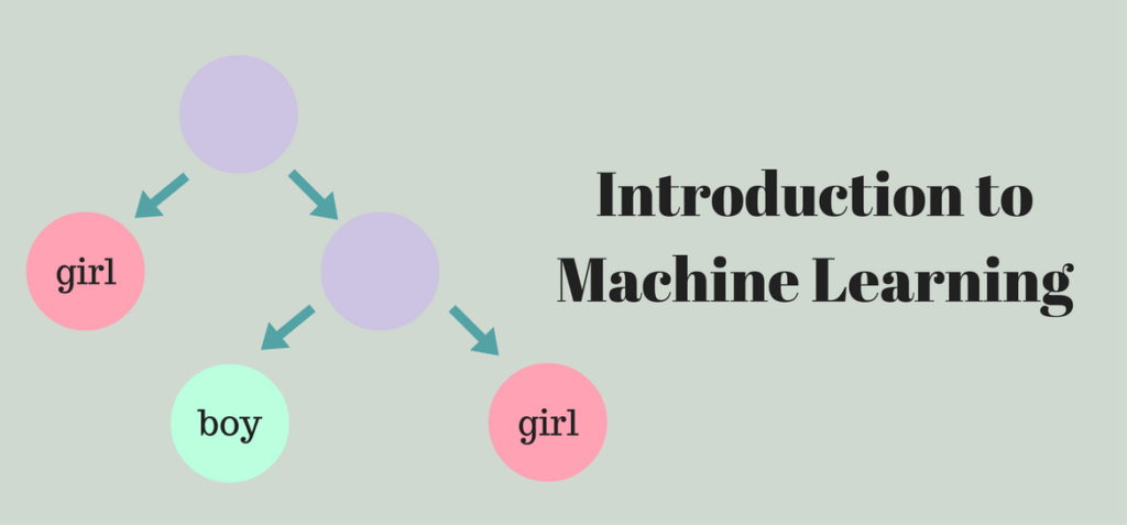 Is it a boy or a girl? An introduction to Machine Learning